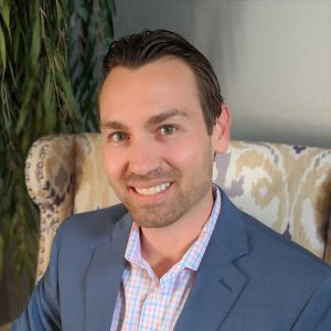 photo of Chris Orletski, President of Blankit Insurance Group