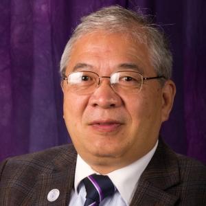 Dr. Tenpao Lee, Professor of Economics at Niagara University