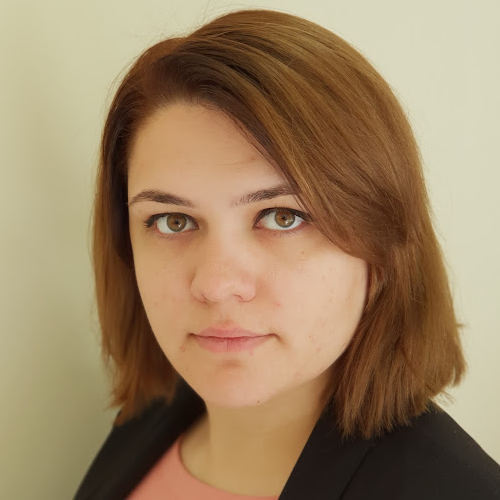 Daniela Andreevska, Marketing Director with Mashvisor