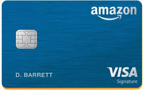Amazon Rewards Visa Signature Card
