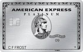 American Express Platinum personal credit cards for business use