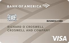 Bank of America® Platinum Visa Business