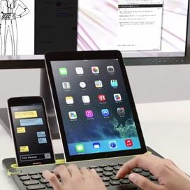 Multi-device Keyboard - Office Gadgets - tips from the pros