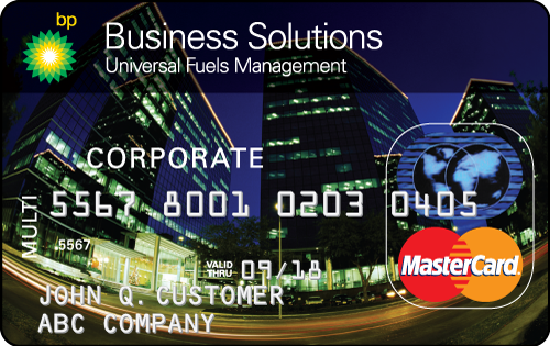 BP Business Solutions - Fleet Card - best fuel card for small business