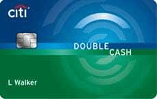 Citi Double Cash best personal credit cards
