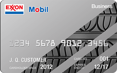 ExxonMobil - Business Fuel Card - best fuel card for small business