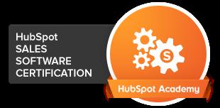 hubspot academy - crm certification