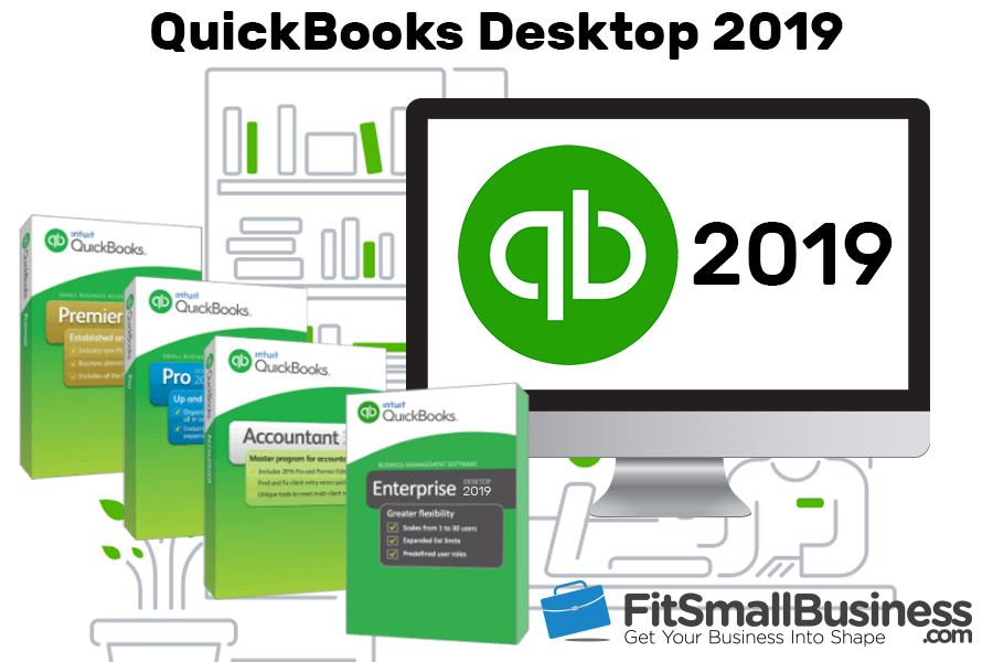 QuickBooks Pro vs Premier vs Enterprise vs Accountant 2019