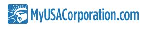 MyUSACorporation.com logo
