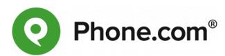 Phone.com - vanity phone numbers