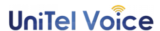 Unitel Voice - vanity phone numbers