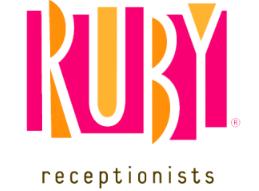 RUBY receptionists logo