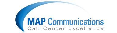 Map Communications logo