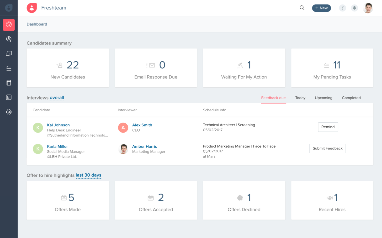 7 best free applicant tracking systems  ats  for 2019