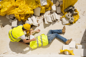 workers in accident