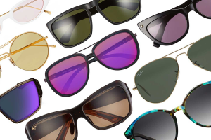 different kinds of shades