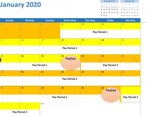 2020 Semi Monthly Payroll Calendar Pay Period: Types, Payroll Calendars & State Requirements