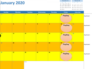 2020 Working Day Payroll Calendar Pay Period: Types, Payroll Calendars & State Requirements