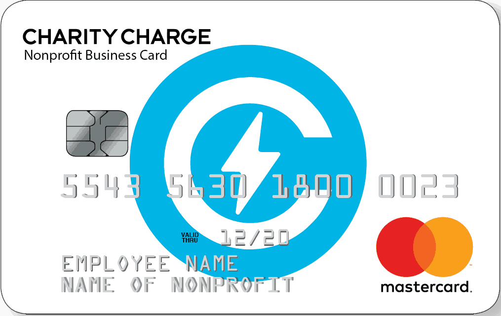Charity Charge Business Mastercard