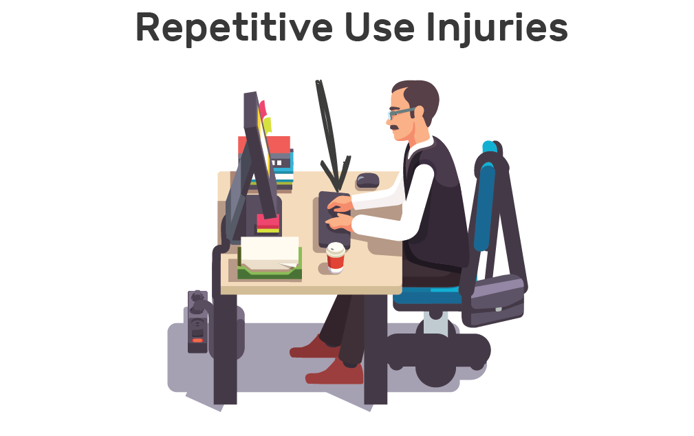 most common workplace injuries