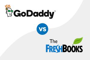 GoDaddy VS FreshBooks
