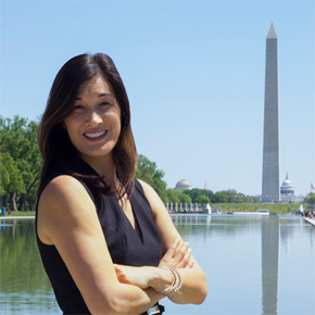 Marguerita Cheng, Chief Executive Officer of Blue Ocean Global Wealth