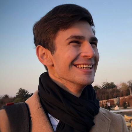 Nick Hladush, Content Marketer with NEWOLDSTAMP