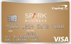 Capital One® Spark® Classic for Business - best Cash Back Business Credit Cards