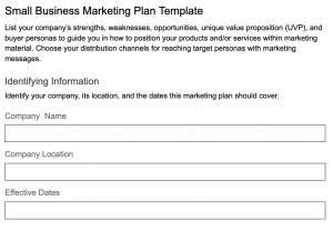 Marketing Plan: The Ultimate Guide for 2019 [+ 4 Free Templates]