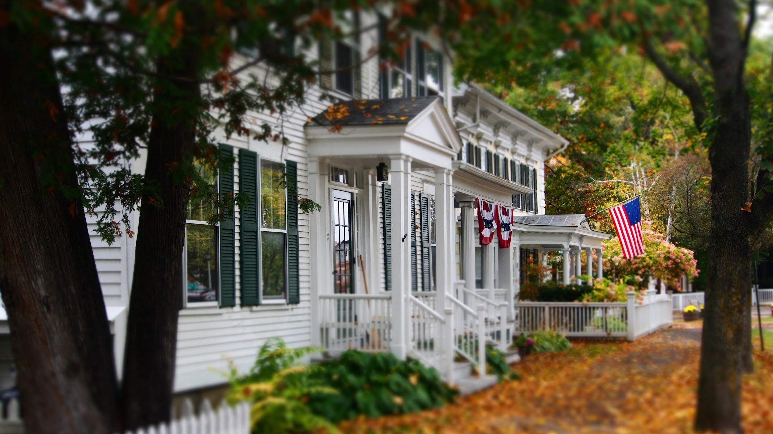 Vermont - best states to be a real estate agent