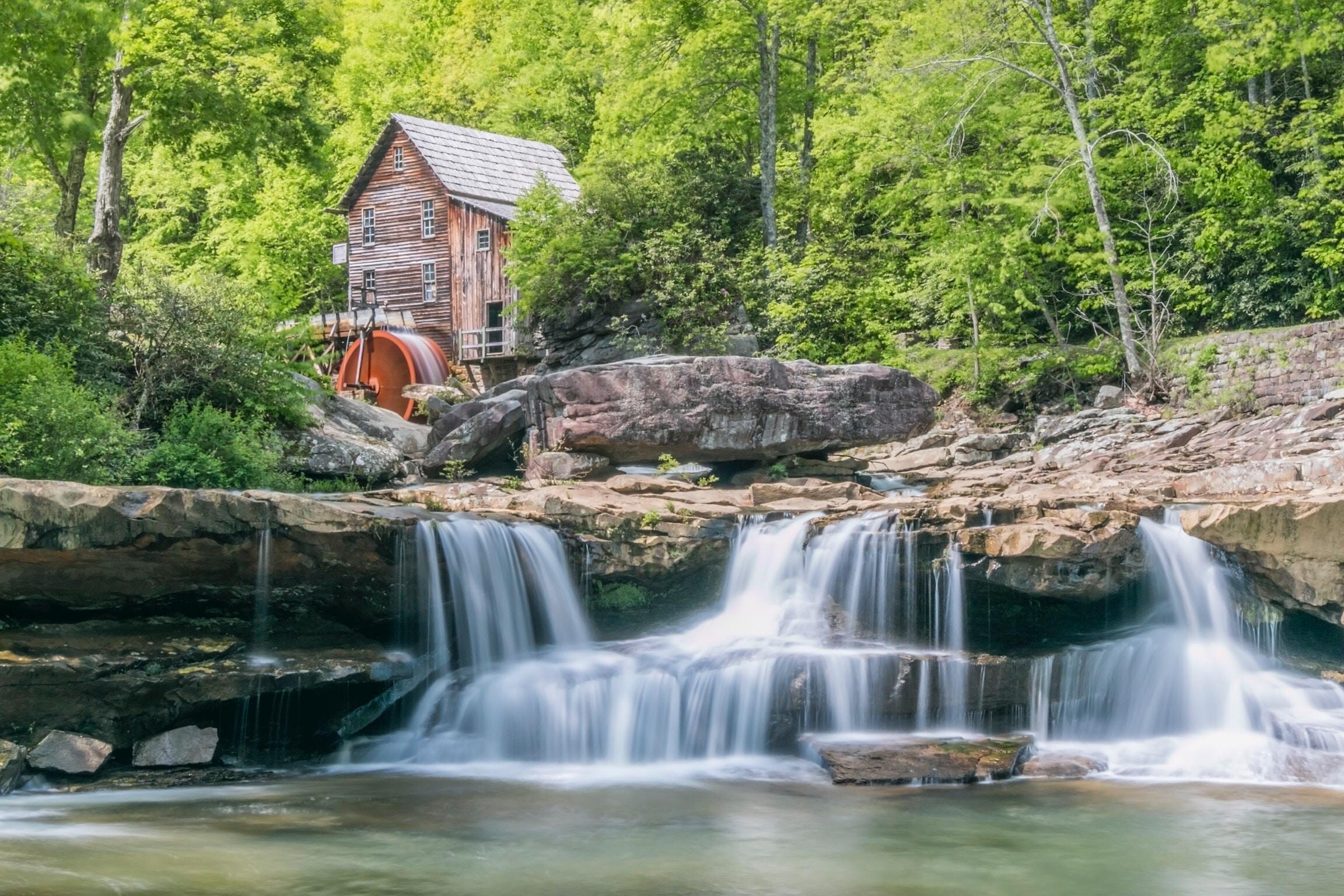 West Virginia - best states to be a real estate agent