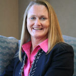 Ellen Mullarkey, Vice President of Messina Staffing