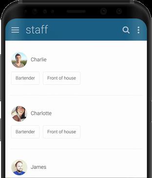 Findmyshift app