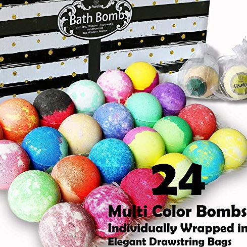 Bath Bombs - best things to buy and sell for profit