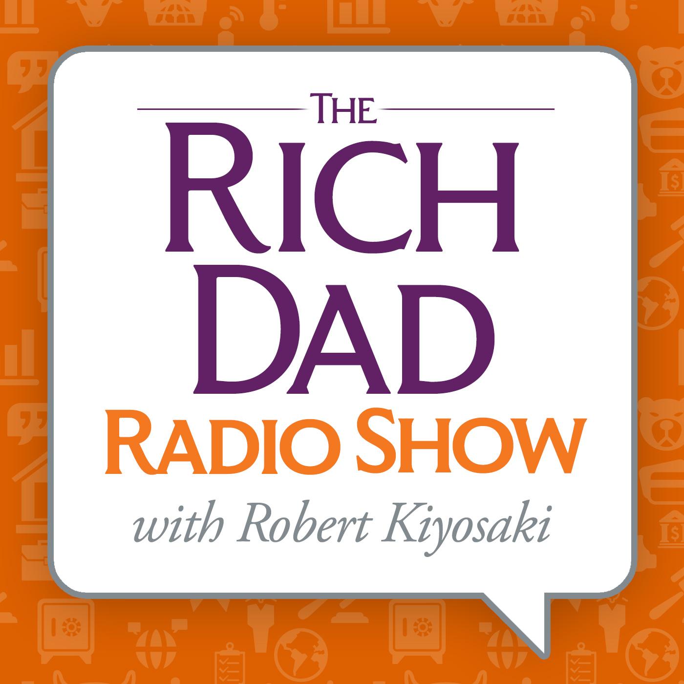 Rich Dad Show - best entrepreneur podcasts