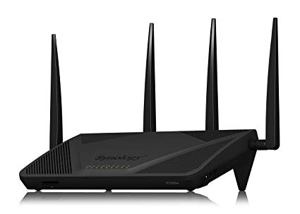 Synology RT2600ac small business router