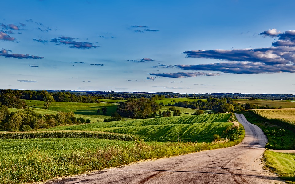 photograph of Rural Wisconsin