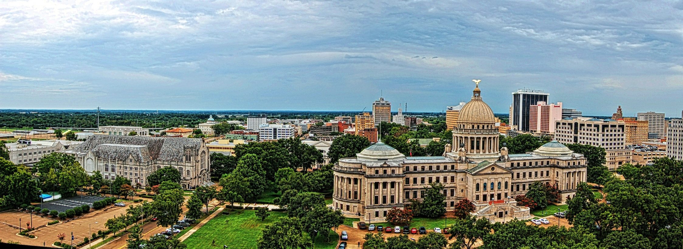 photograph of Jackson, Mississippi