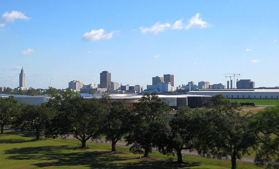 photograph of Baton Rouge, Louisiana