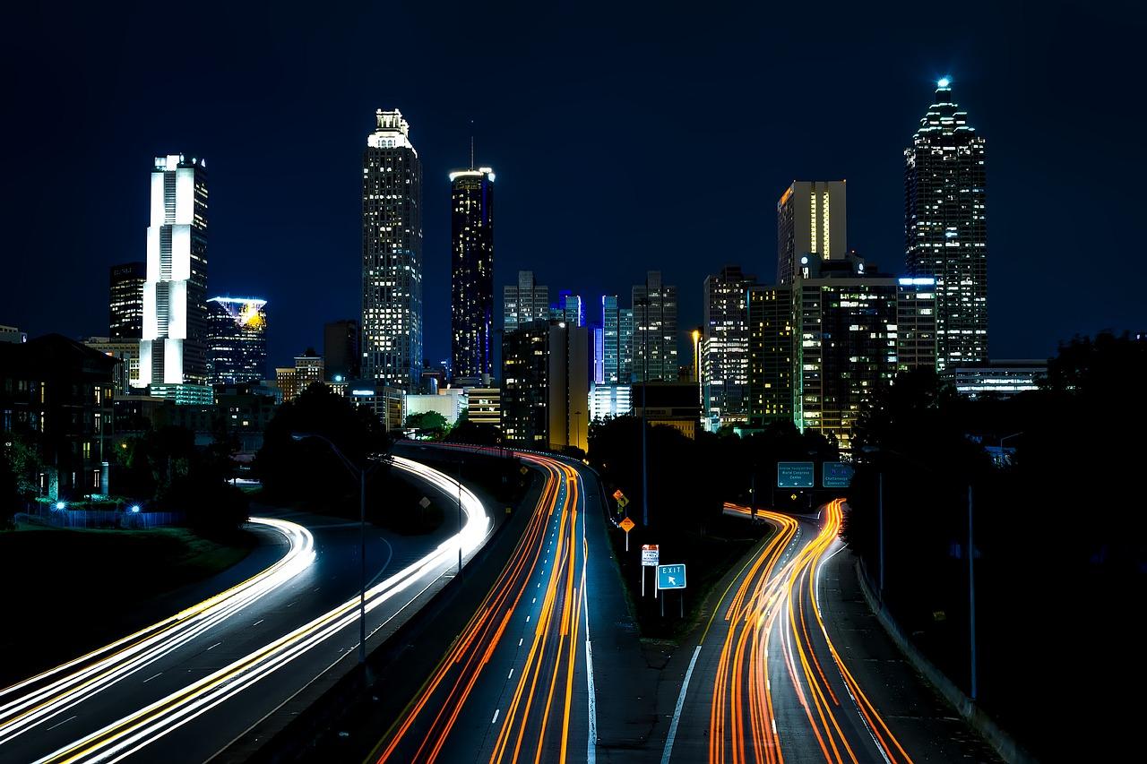 photograph of Atlanta, Georgia