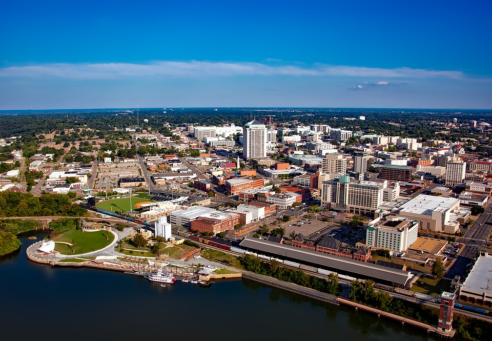 photograph of Montgomery, Alabama