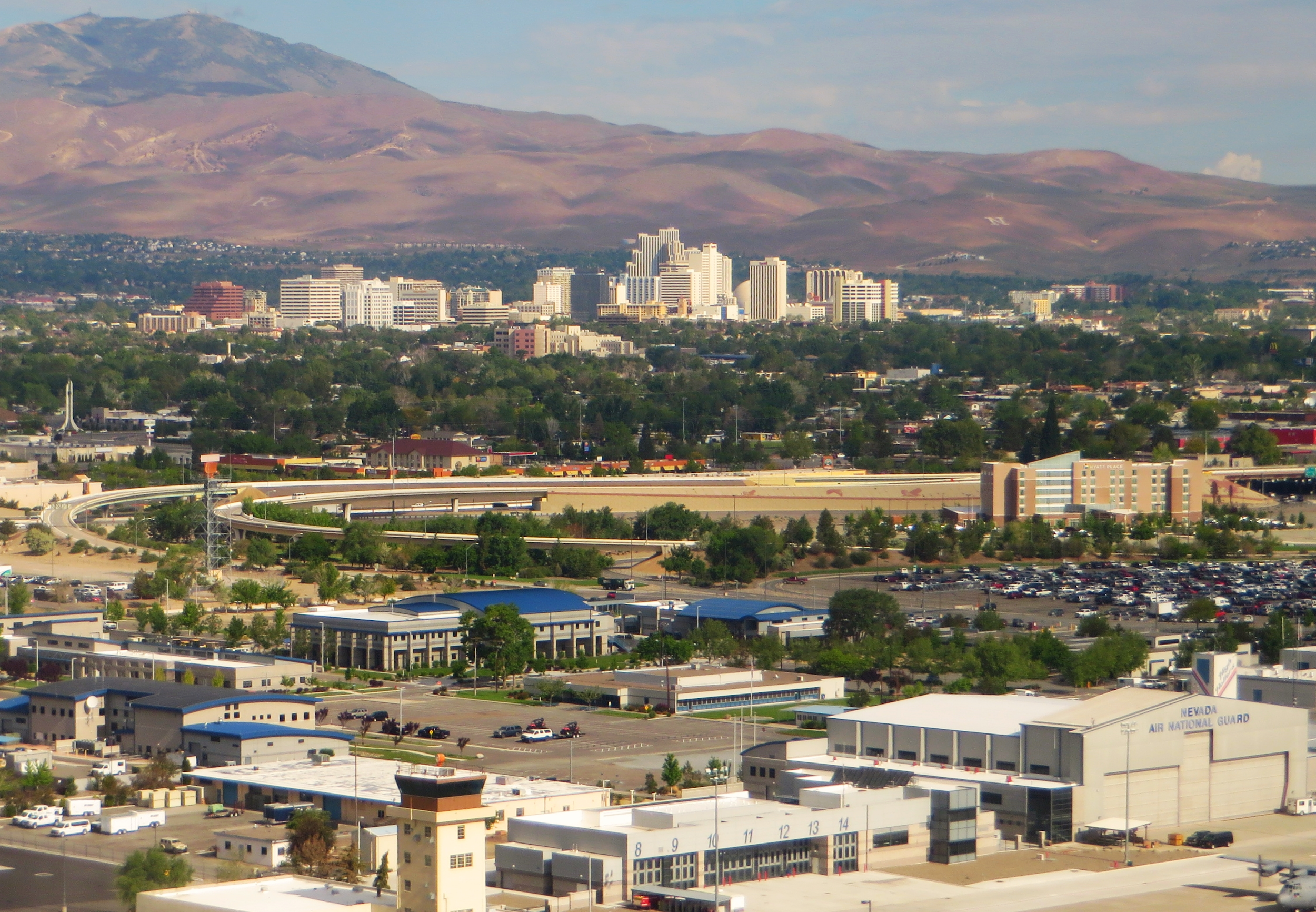 photograph of Reno, Nevada