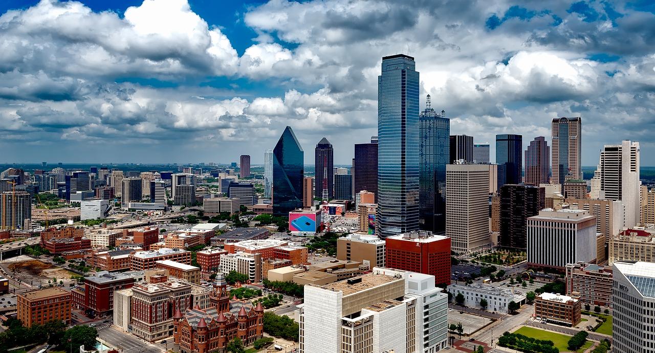 photograph of Dallas, Texas