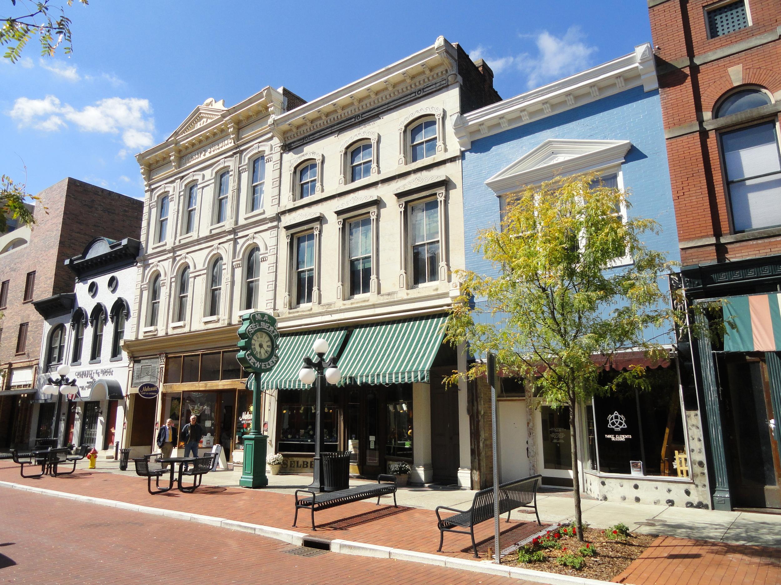 photograph of Frankfort, Kentucky