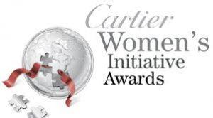 Cartier Women's Initiative logo