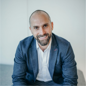 Alain Gazaui, Founder of Kinect Corp