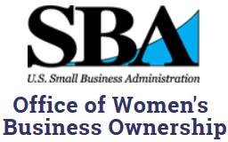 SBA Women's Business Centers logo