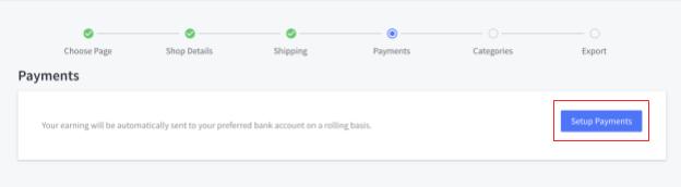 BigCommerce payments screenshot