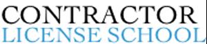 Contractor License School logo