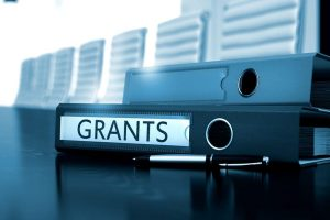 documents labeled as GRANTS
